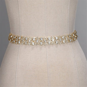 Handmade Bridal Belts