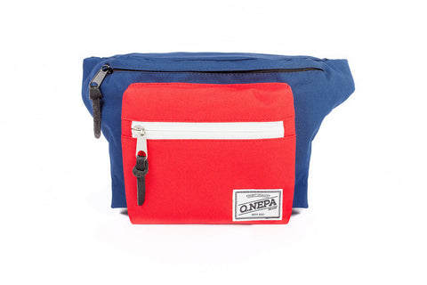 Q.NEPACK NAVY/RED