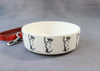 Begging Terrier Dog Feeding Bowl - Small