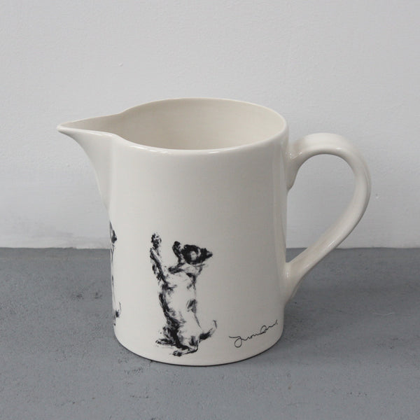 Begging Terrier Jug