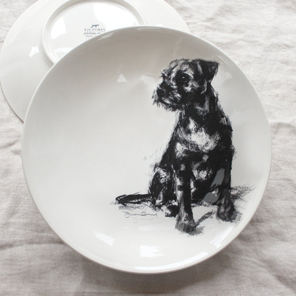 Border Terrier- Large Bowl