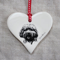 Cockapoo Heart