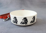 Dachshund Dog Feeding Bowl - Small