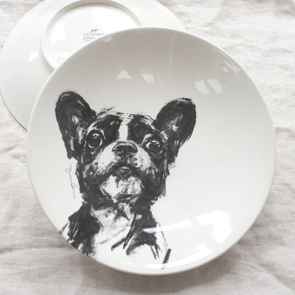 French Bulldog - Large Bowl