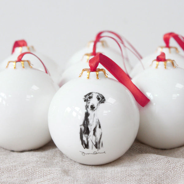 """Gentle"" Christmas Bauble"