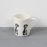 Small Gentle Whippet Jug