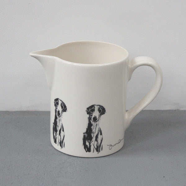 Gentle Whippet Jug