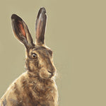 6. Hare Limited Edition Print