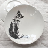 German Shepherd Dog - Large Bowl