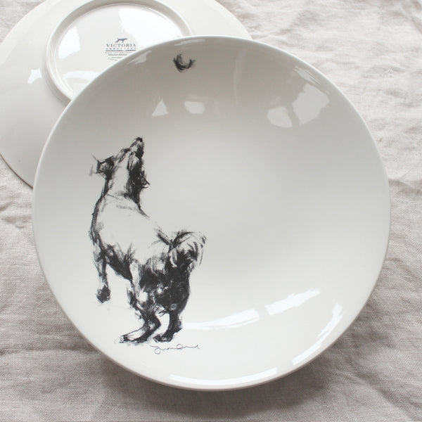 Jumping Jack terrier - Large Bowl
