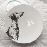 Lurcher - Large Bowl