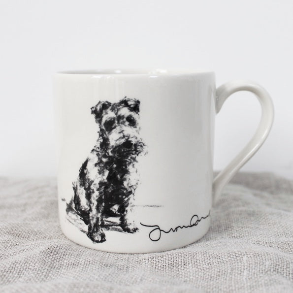 The Scamp Terrier Mug