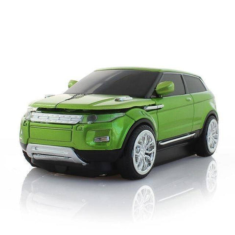 Image of 1600 DPI Range Rover Grand Wireless Mouse - Happy Trends Outlet