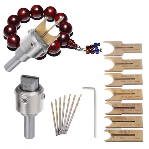 16pcs Beads Drill Bit Set - Happy Trends Outlet