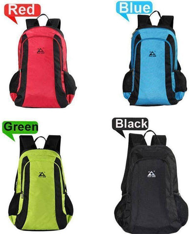 Image of 2-in-1 Chair Bag Backpack - Happy Trends Outlet