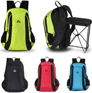 2-in-1 Chair Bag Backpack - Happy Trends Outlet