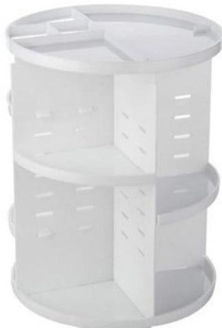 360 Degree Rotating Makeup Organizer - Happy Trends Outlet