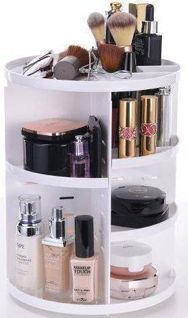 Image of 360 Degree Rotating Makeup Organizer - Happy Trends Outlet