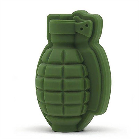 3D Ice Cube Mold Grenade Shape - Happy Trends Outlet