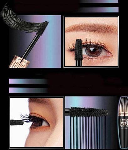 Image of 4D Thick and Long Lash Curl 360 Degrees Bending Mascara - Happy Trends Outlet