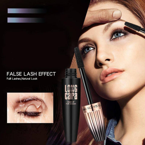 4D Thick and Long Lash Curl 360 Degrees Bending Mascara - Happy Trends Outlet