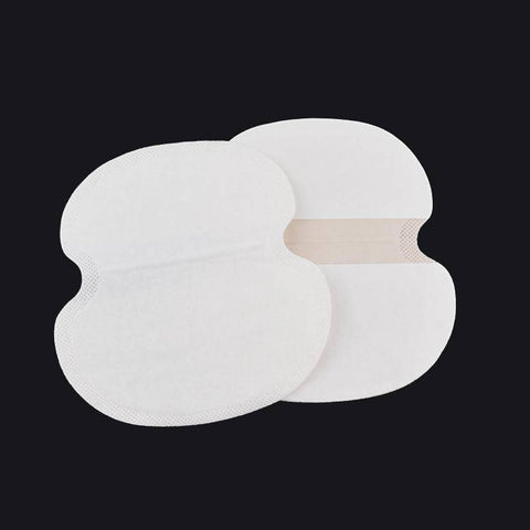 Image of 50 Pairs Deodorant Cotton Armpit Sweat Pads - Happy Trends Outlet