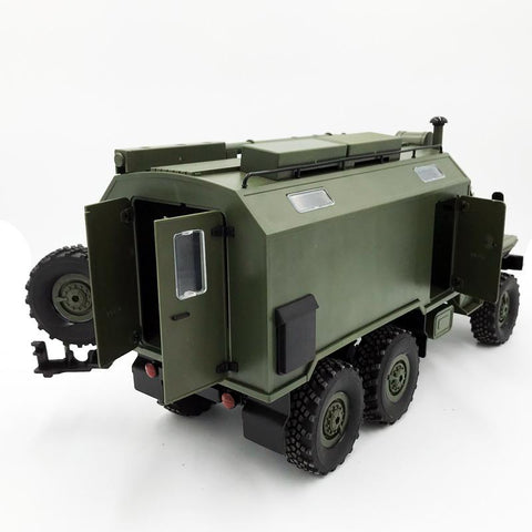 Image of 6WD RC Car Military Truck Rock Crawler - Happy Trends Outlet