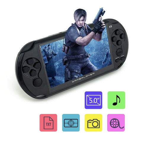 Image of 900 Classic Games Portable Gaming Console - Happy Trends Outlet