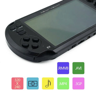 900 Classic Games Portable Gaming Console - Happy Trends Outlet