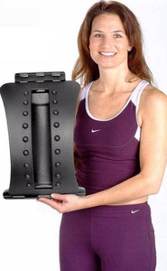 Adjustable Back Stretcher & Traction Massager - Happy Trends Outlet