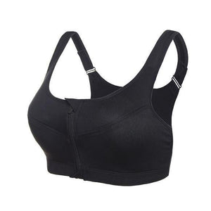 Adjustable Fitness Sport Bra Top - Happy Trends Outlet