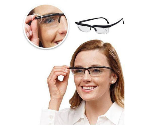 Adjustable Lens Eyeglasses - Happy Trends Outlet