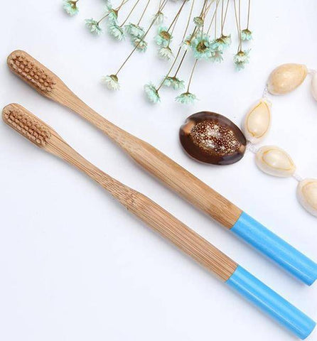 Image of Bamboo Toothbrush - Happy Trends Outlet