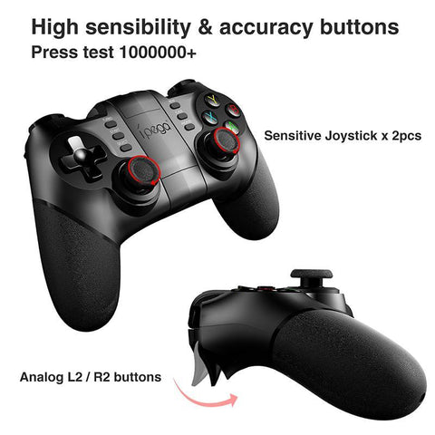 Bluetooth Game Pad Joystick for Andriod/ IOS - Happy Trends Outlet