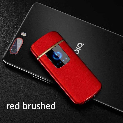Chargeable Wind-Proof Laser Lighter - Happy Trends Outlet