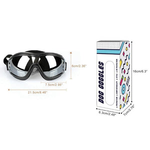 Cool Dog Googles with UV-Protection - Happy Trends Outlet