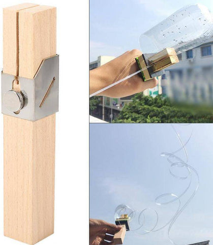 Image of Creative Plastic Bottle Cutter - Happy Trends Outlet
