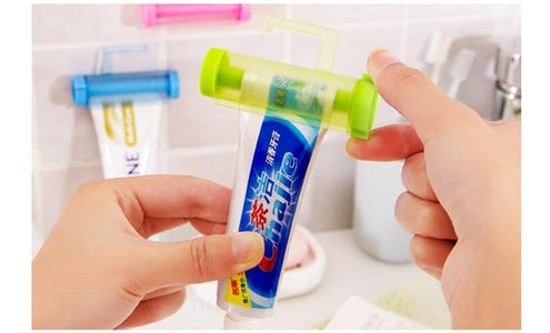 Creative Rolling Toothpaste Squeezer - Happy Trends Outlet