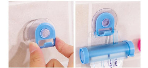 Image of Creative Rolling Toothpaste Squeezer - Happy Trends Outlet