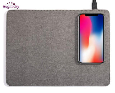 Creative Wireless Charging Mouse pad - Happy Trends Outlet