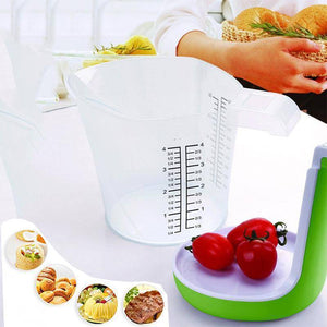 Digital Auto-Measuring Cup Scale - Happy Trends Outlet