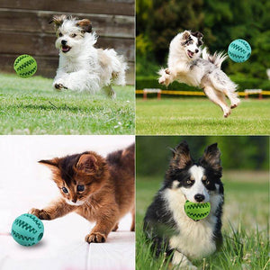 Extra Tough Rubber Ball For Dogs - Happy Trends Outlet