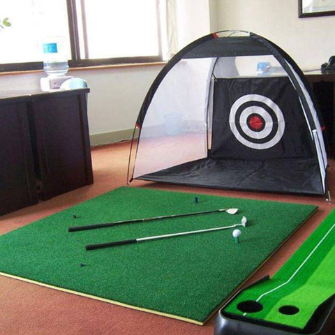 Image of Golf Cage Swing Training Set - Happy Trends Outlet