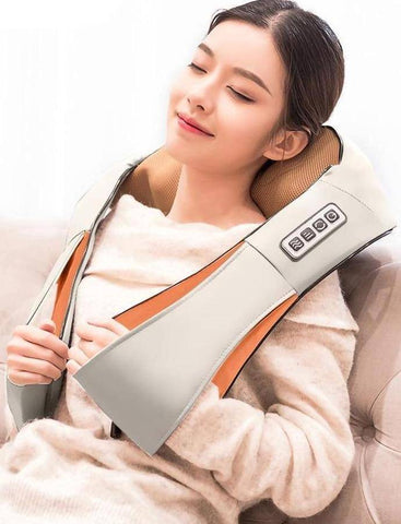 Image of Heated U-shaped Massager - Happy Trends Outlet