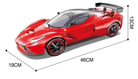 High Speed RC Racing Car For Nissan GTR Championship - Happy Trends Outlet