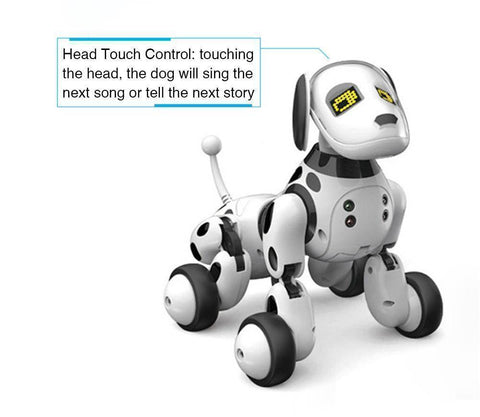 Intelligent Remote Control Robot Dog - Happy Trends Outlet