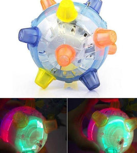 Jumping Glowing Pet Ball - Happy Trends Outlet