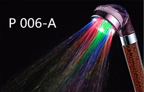 Image of LED Pressurized Shower Head - Happy Trends Outlet