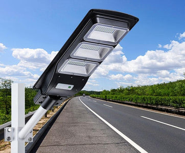 LED Solar Street Light - Happy Trends Outlet