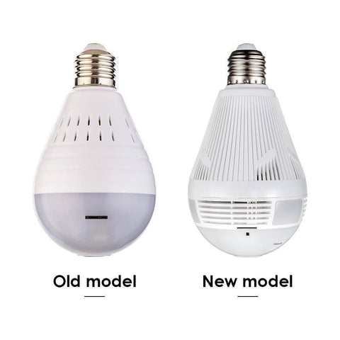 Image of Light Bulb Camera - Happy Trends Outlet